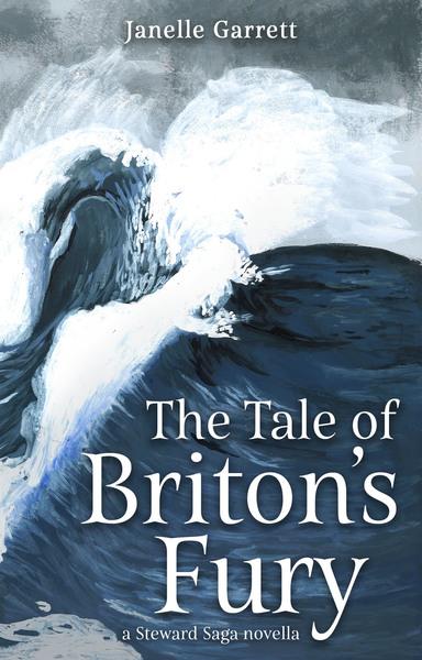 The Tale of Briton's Fury Cover