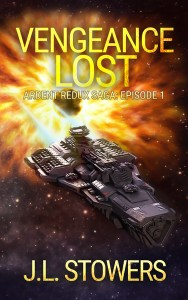Vengeance Lost by J. L. Stowers
