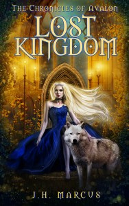 Lost Kingdom by J.H. Marcus