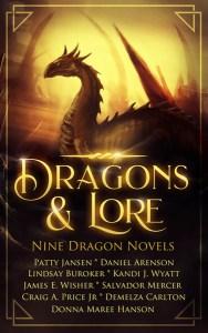 Dragons & Lore by Patty Jansen