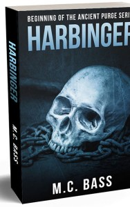 Harbinger - Ancient Purge Book 0 by MC Bass