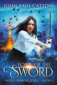 Voice of the Sword (Preview) by J P Catton