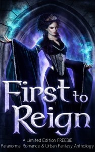 First to Reign by Kat Parrish