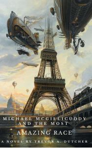 Michael McGillicuddy and the Most Amazing Race (sample) by trevor dutcher