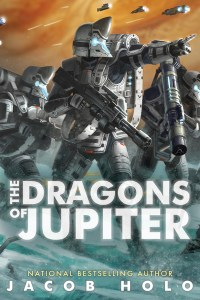 The Dragons of Jupiter by Jacob Holo