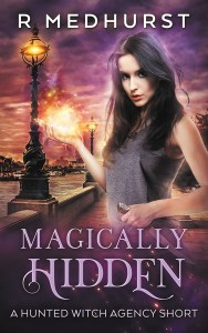 Magically Hidden by Rachel Medhurst
