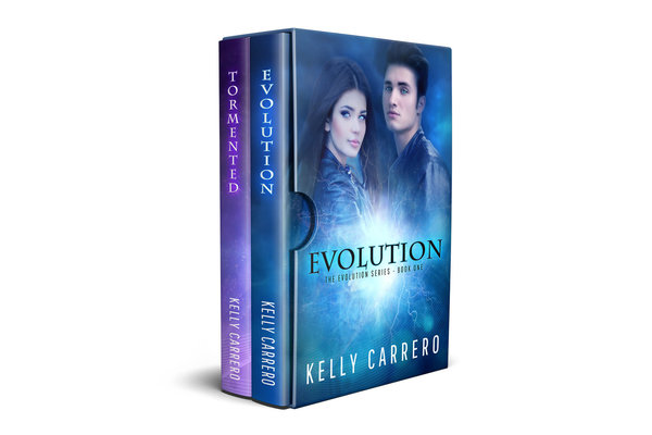 Evolution Books 1-2 by Kelly Carrero