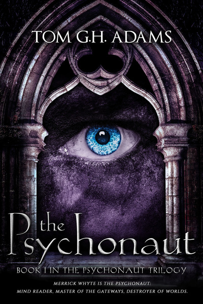 The Psychonaut Cover