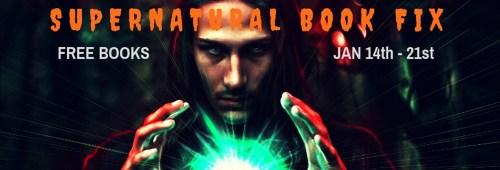 Supernatural Book Freebie Logo