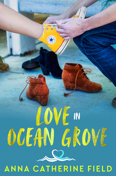 Love in Ocean Grove Cover