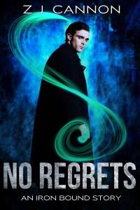 No Regrets by Z.J. Cannon