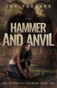 Hammer and Anvil by Lou Paduano