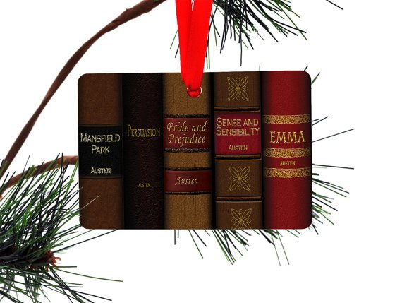 15 Festive Book-Themed Christmas Tree Ornaments | BOOKGLOW