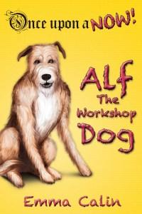 AlfTheWorkshopDog