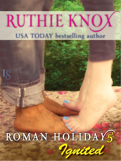 Ignited - Ruthie Knox's eBook original serial, Roman Holiday, resumes in Episode 5. While Ashley's home and Roman's career hang in the balance, new temptations flash like fireflies in the night sky.