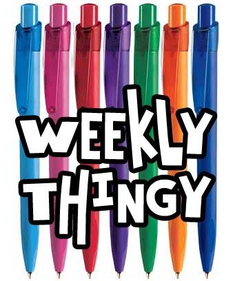 Weekly ThingyLogo