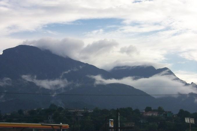 Honduras mountain photo