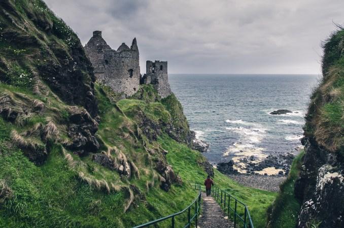 Dunluce Castle photo