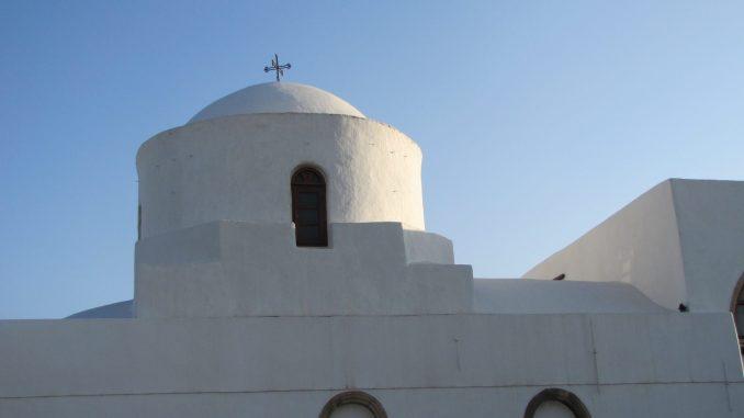 Church on Patmos