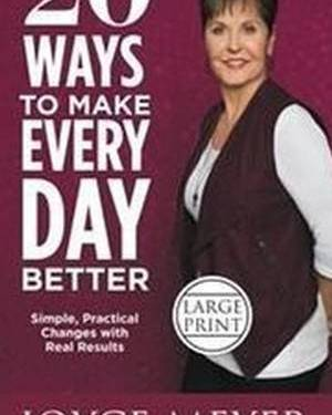 20 WAYS/MAKE EVERY DAY BE ITPE