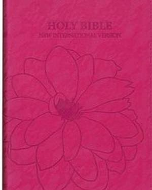 NIV, Value Thinline Bible, Leathersoft, Pink, Comfort Print