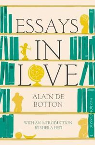 ESSAYS IN LOVE PB (PC)
