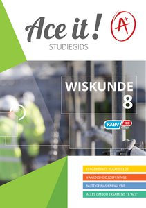 Ace It! - Wiskunde - Gr 8