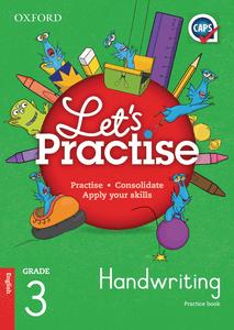 Oxford Let's Practise Handwriting Grade 3