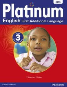 Platinum English First Additional Language Grade 3 Learner's Book with Free Reader