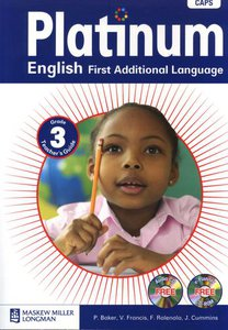 Platinum English First Additional Language Grade 3 Teacher's Guide