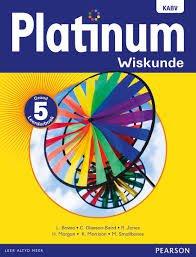 Platinum Wiskunde Graad 5 Leerderboek