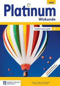 Platinum Wiskunde Graad 7 Onderwysersgids