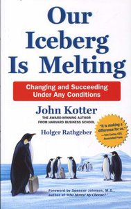 OUR ICEBERG IS MELTING PB