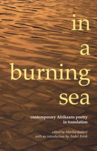 in a burning sea – Contemporary Afrikaans poetry in translation