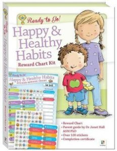 Ready to Go Reward Chart: Healthy & Happy Habits