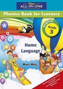 New All-In-One Grade 3 HL Phonics Learner's Book (Full-colour)