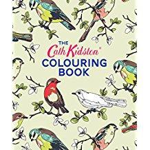 CATH KIDSTON COLOURING BOOK PB