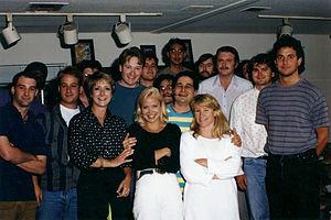 Guionistas de Los Simpson en 1992