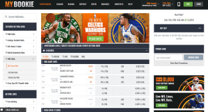 How to read NBA betting lines