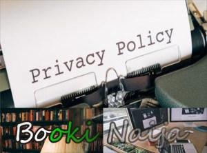 privacy policy bookinaija