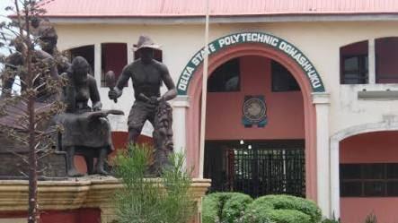 Delta State Poly Ogwashi-Uku school fees