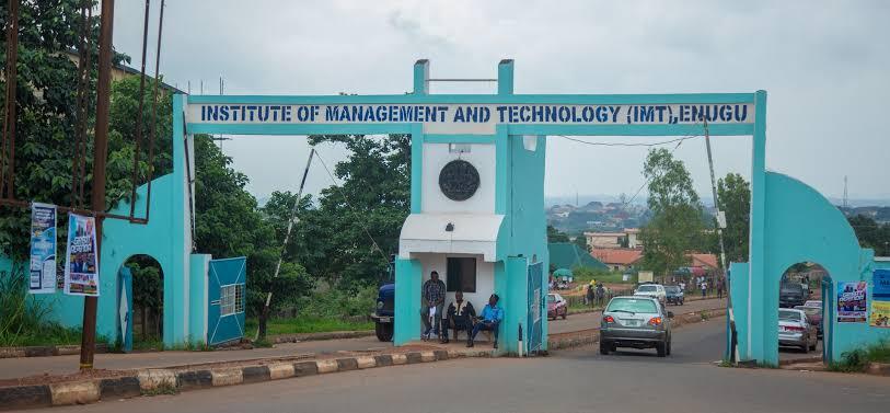 IMT Enugu admission list