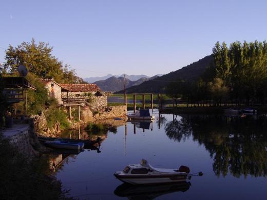 Скадарское озеро | Черногория