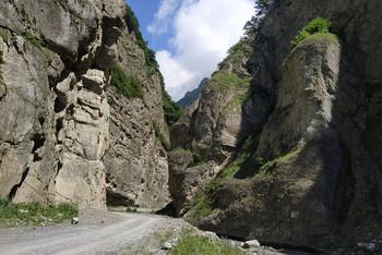 Альпиниста из Петербурга спасли в Северной Осетии