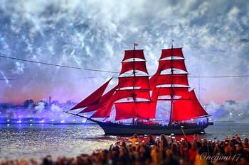 «Алые паруса» в Петербурге проведут в телевизионном формате
