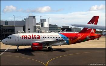 Авиакомпания Air Malta планирует возобновить рейсы в РФ в октябре