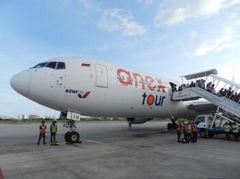 AZUR air открывает рейсы из Москвы в Краснодар