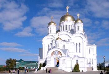 Дивеевский монастырь закрывается на карантин