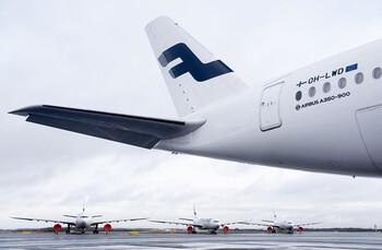 Finnair намерена возобновить полёты в Москву в июле