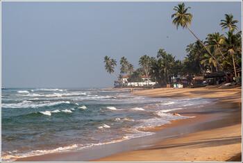Шри-Ланка перенесла открытие границ на август
